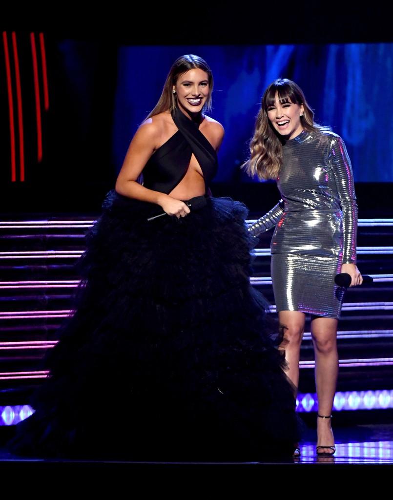 Lele Pons and Aitana Ocana