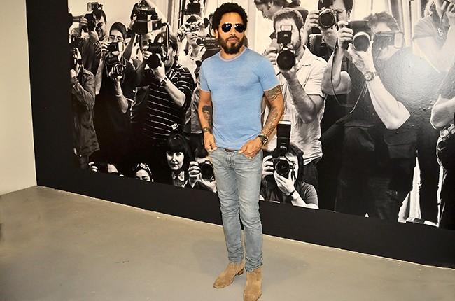Lenny Kravitz 2015