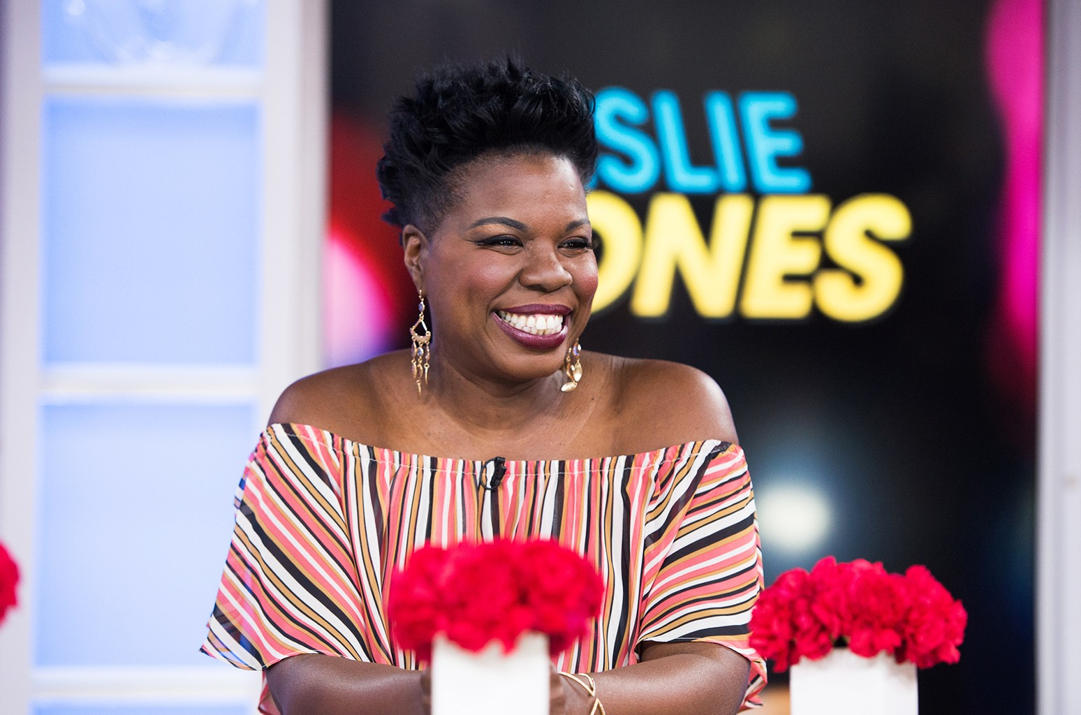 Leslie Jones photographed on June 12, 2017.