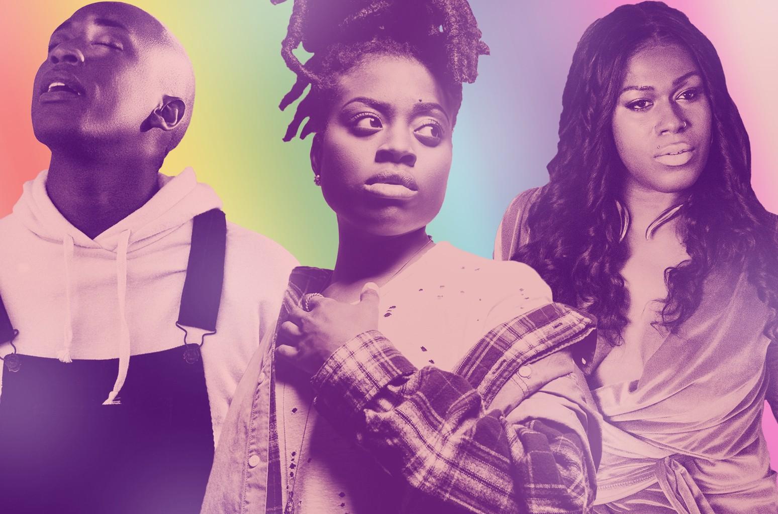 LGBTQ artists