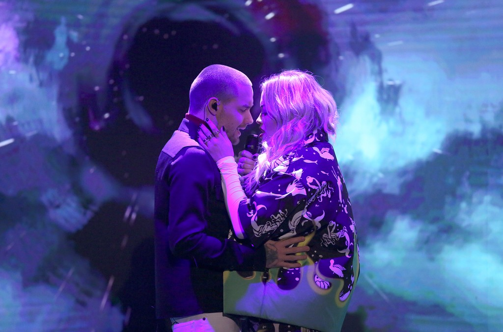 Liam Payne & Rita Ora, 2018