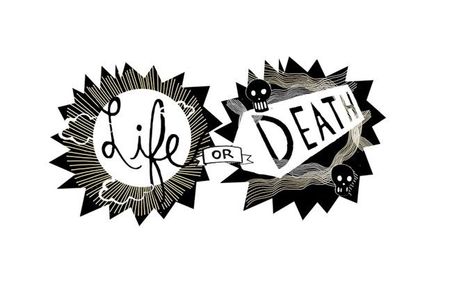 Life Or Death PR Logo