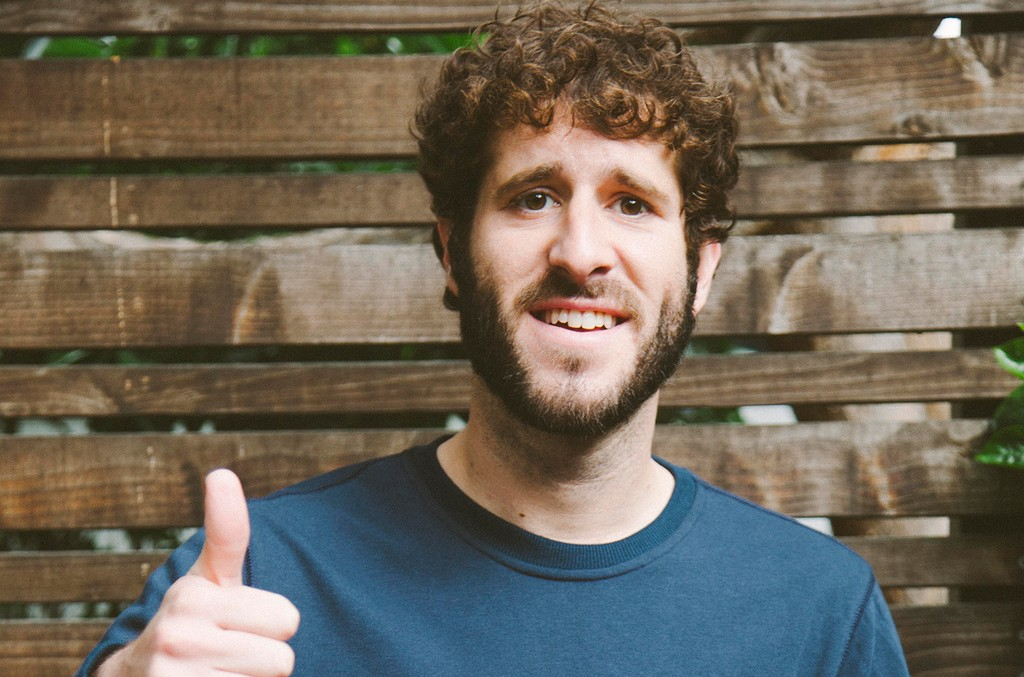 Lil Dicky photographed in 2015.