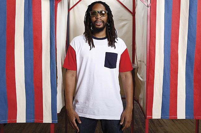 Lil Jon Rock the Vote 2014