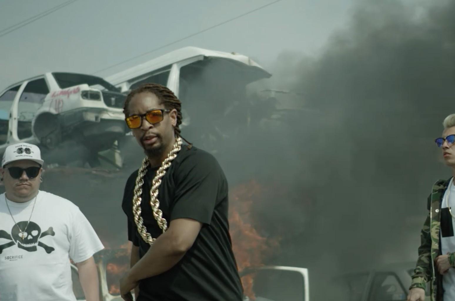 Lil Jon and Skellism