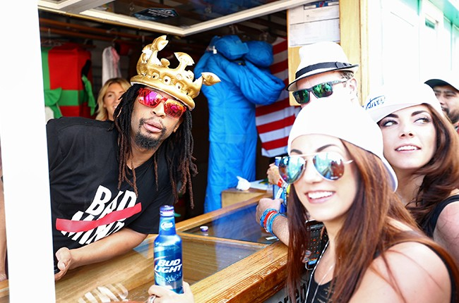 Lil Jon participates in Rent-A-Whatever at Whatever, USA on May 30, 2015 in Catalina Island, California.