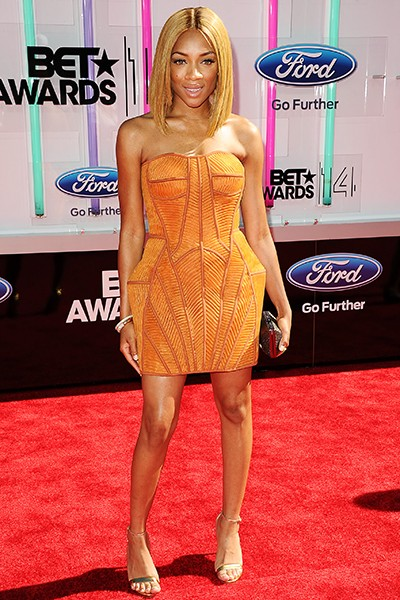 2014 BET Awards Red Carpet: Lil' Mama