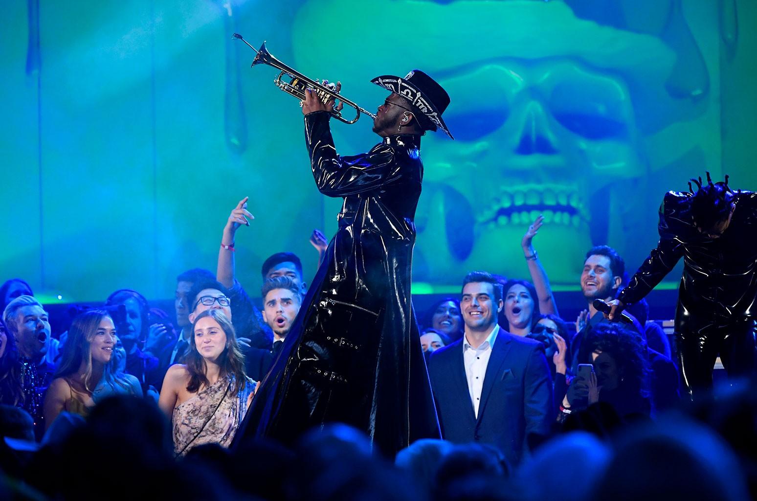 Lil Nas X Keeps U.K. Chart Crown With 'Montero'