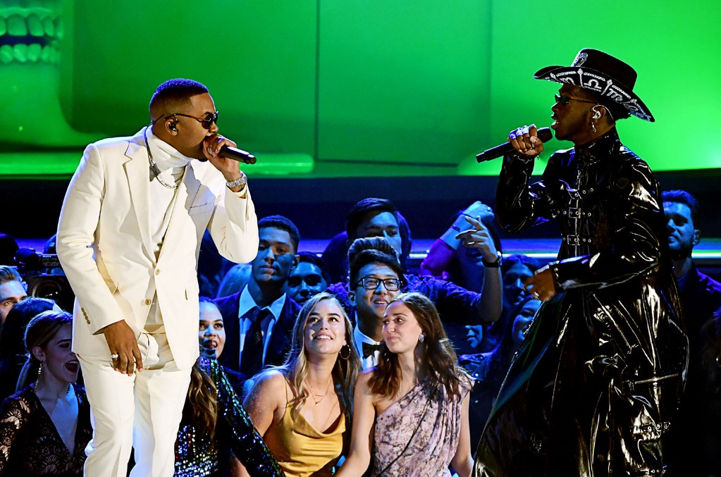 Nas and Lil Nas X