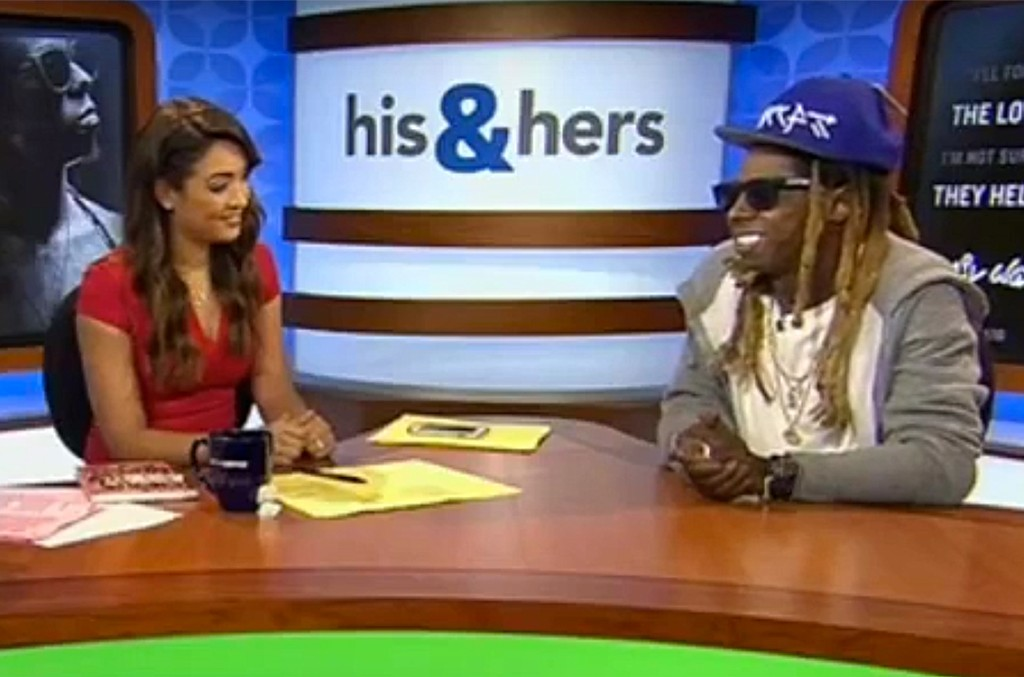 Lil Wayne joins ESPN's His & Hers