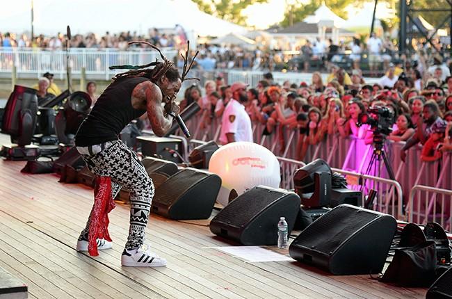 Lil Wayne Hot 100 2015