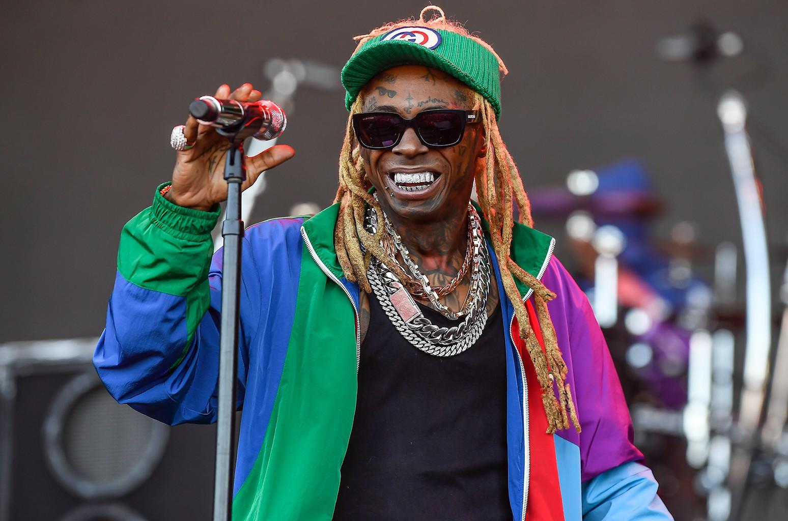Lil Wayne & Kodak Black Reportedly on Donald Trump's ...