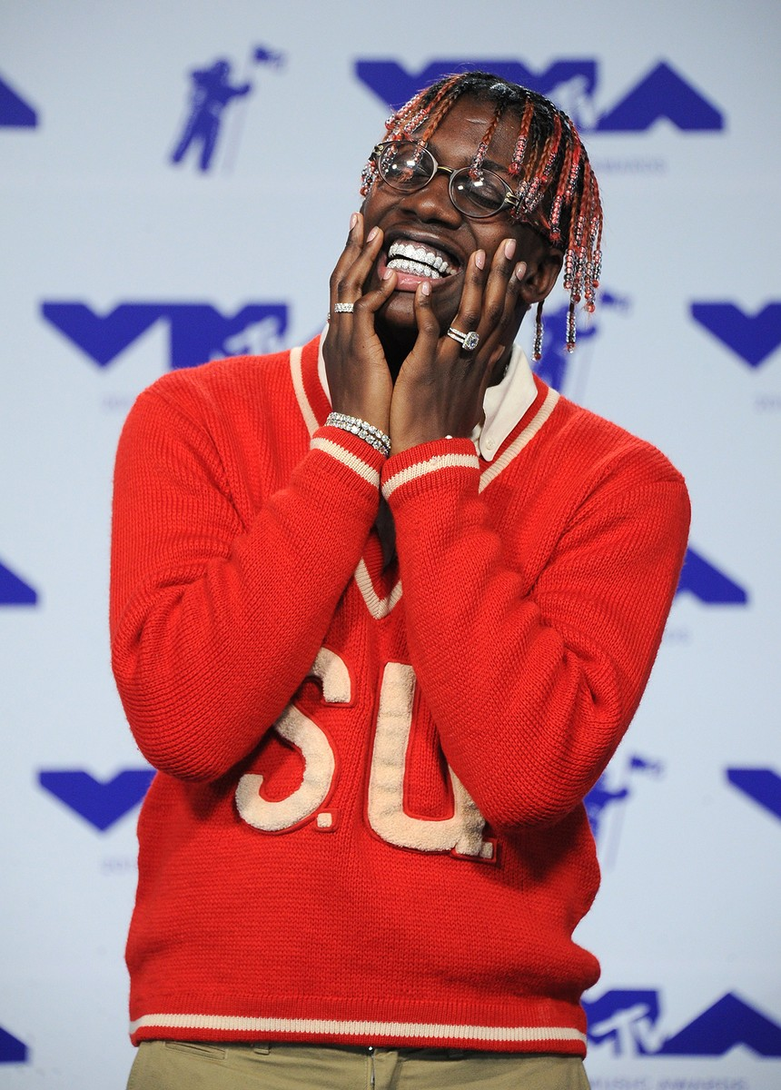 Lil yachty, 2017 MTV VMAs
