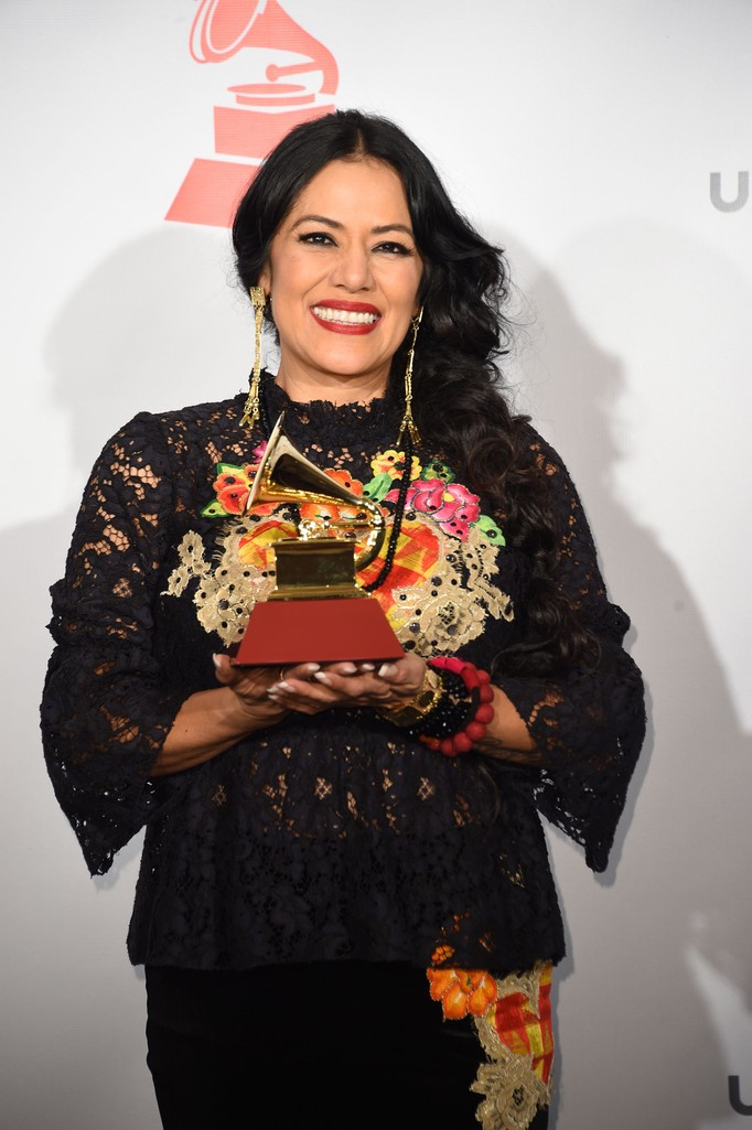 Lila Downs, 2017