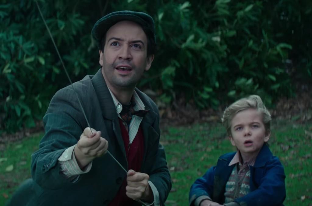 Mary Poppins Returns, Official Teaser Trailer