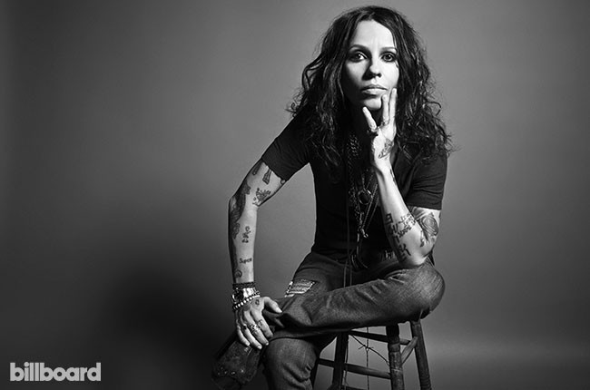 Linda Perry, Billboard 2014.