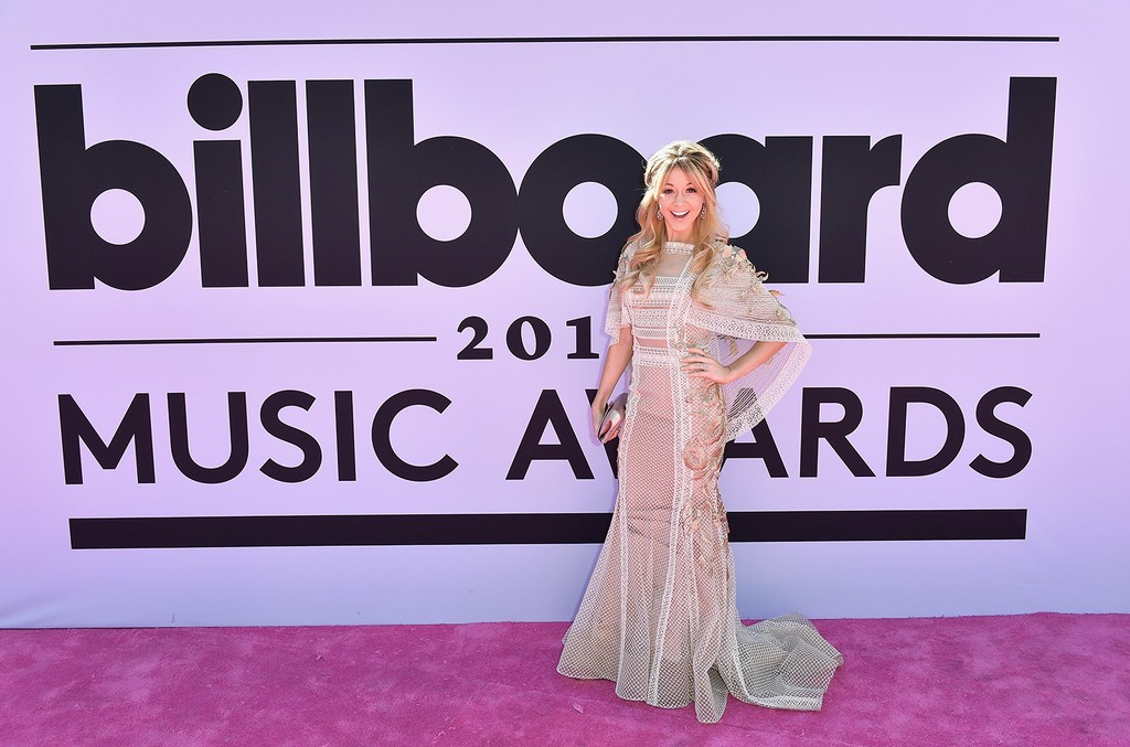 Lindsey Stirling attends the 2017 Billboard Music Awards at T-Mobile Arena on May 21, 2017 in Las Vegas.