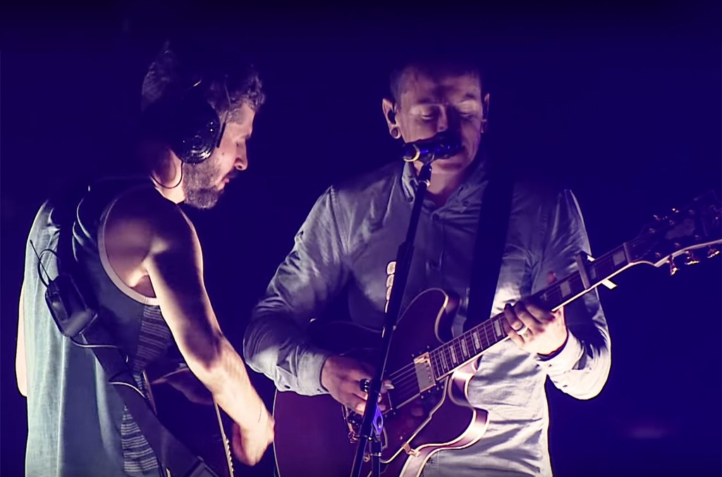 Linkin Park Sharp Edges (One More Light Live)