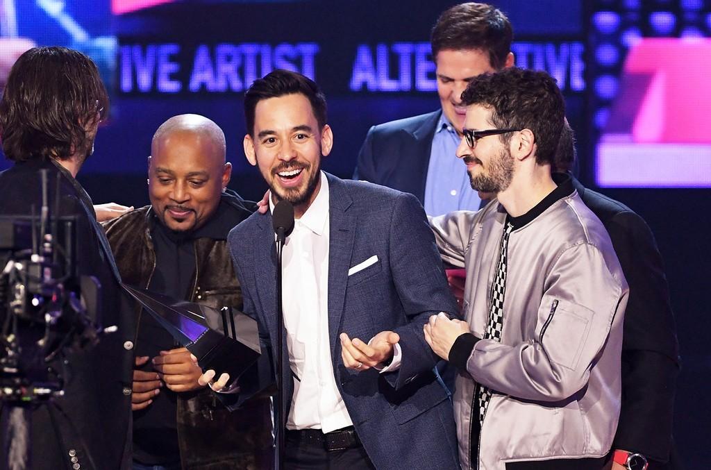 Linkin Park, 2017