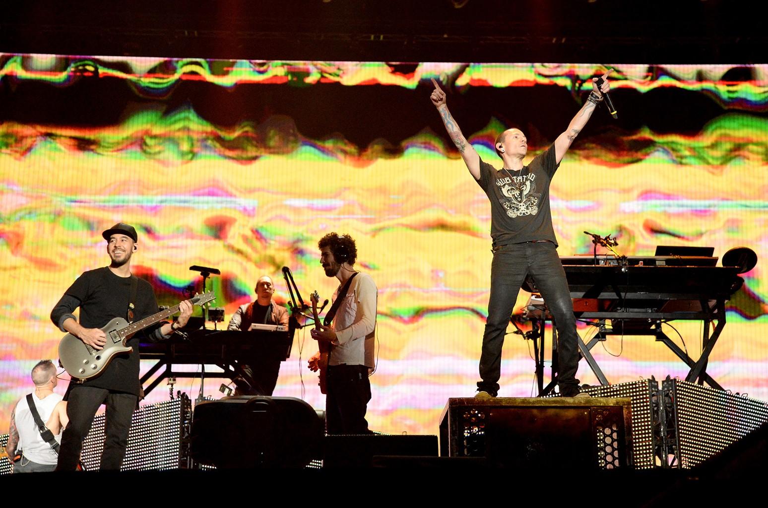 Linkin Park, Rock In Rio