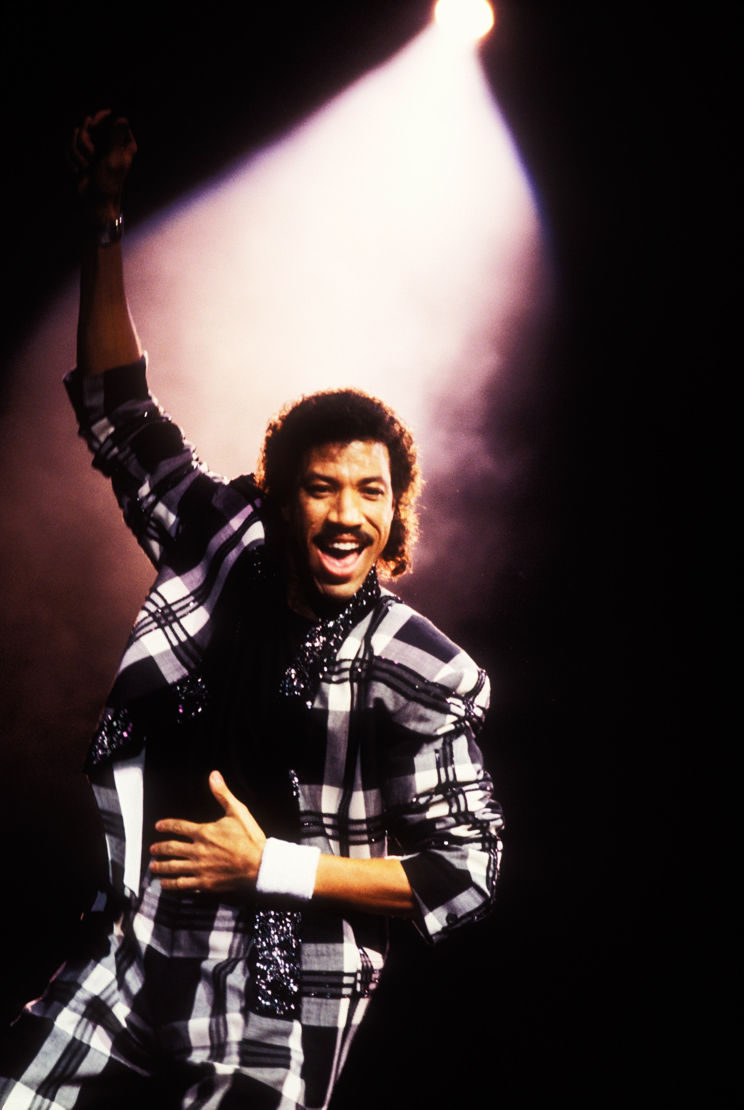 Lionel Richie, 1986