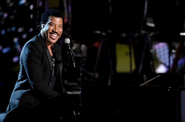 Lionel Richie at the 2014 BET Awards