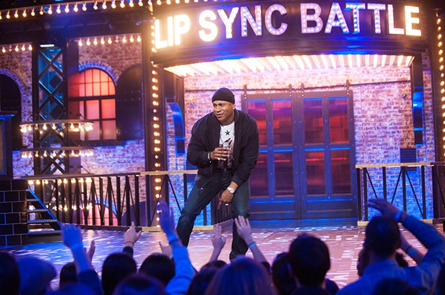 LL Cool J on Lip Sync Battle