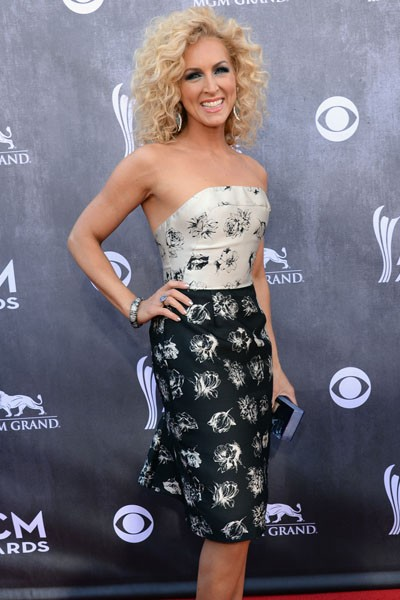 Kimberly Schlapman of music group Little Big Town