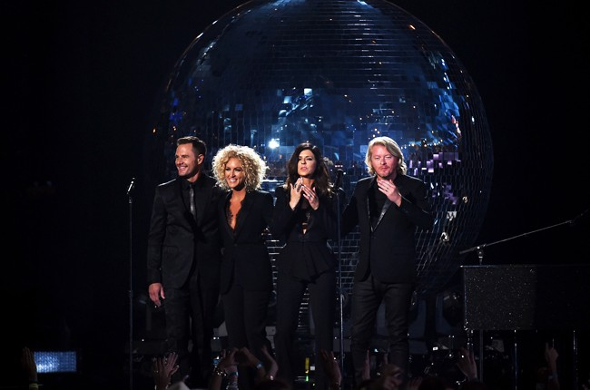 Little Big Town perform onstage during the 50th Academy Of Country Music Awards