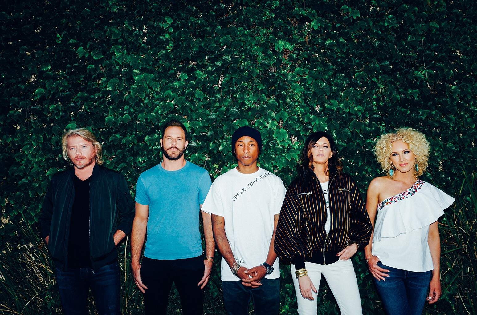 Little Big Town photographed in 2016