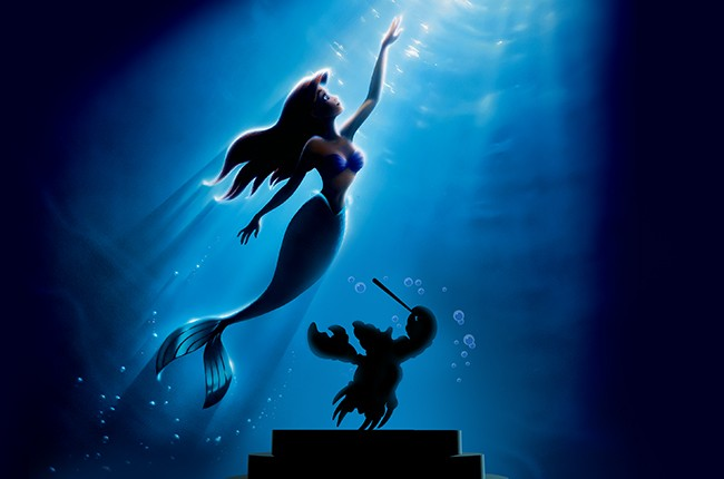 The Little Mermaid at the Hollywood Bowl
