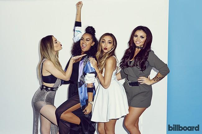 Little Mix Hot 100 Festival 2015
