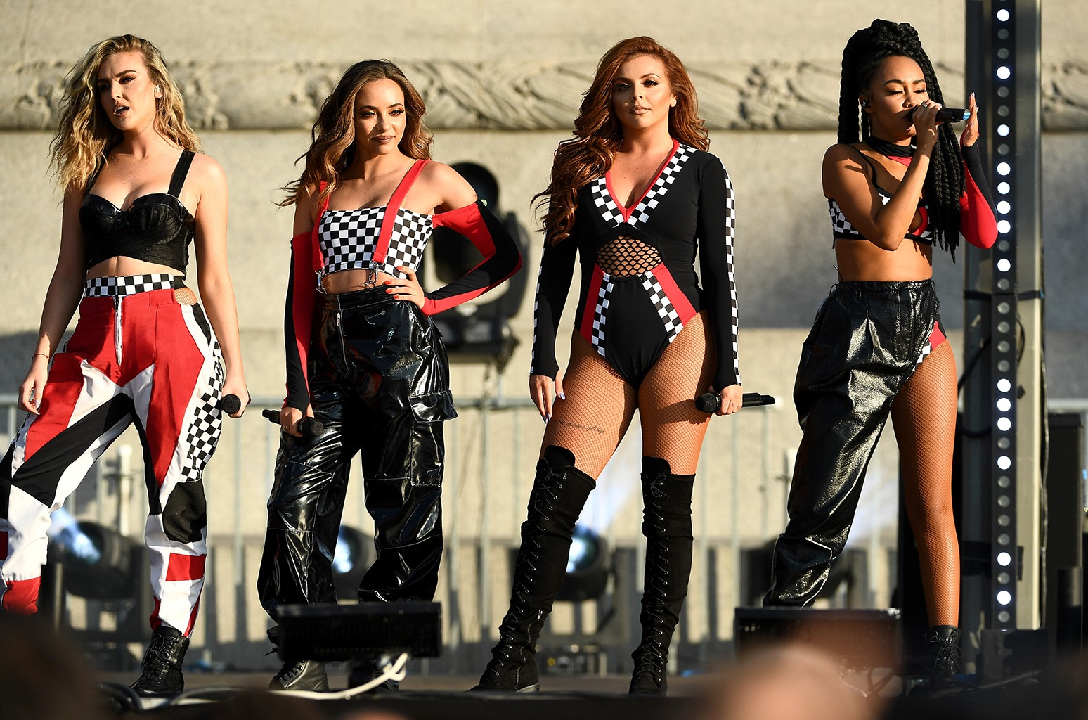 Little Mix , 2017