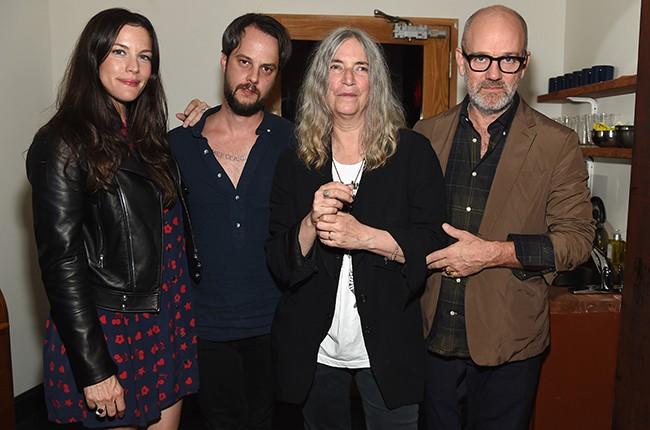 Liv Tyler Patti Smith Electric Lady Studios Horses 2015