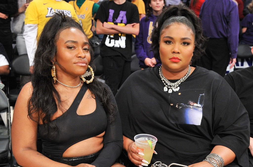 Lizzo Lakers