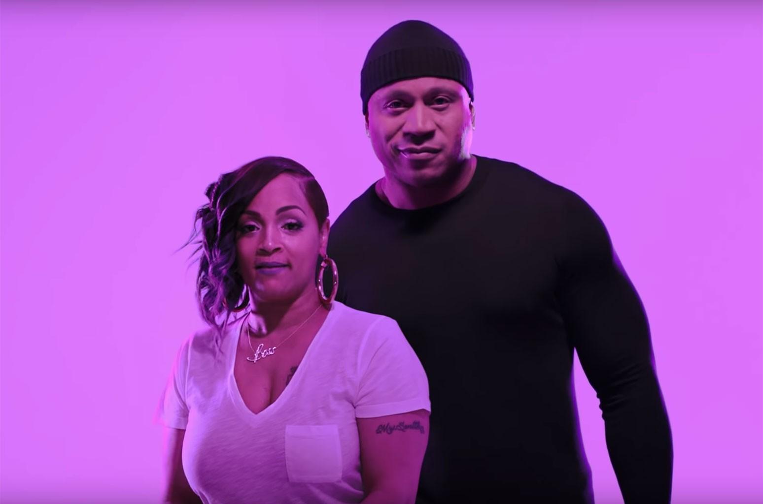 LL Cool J Simone Smith