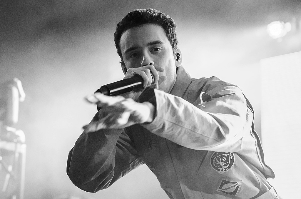 Logic performs at SXSW