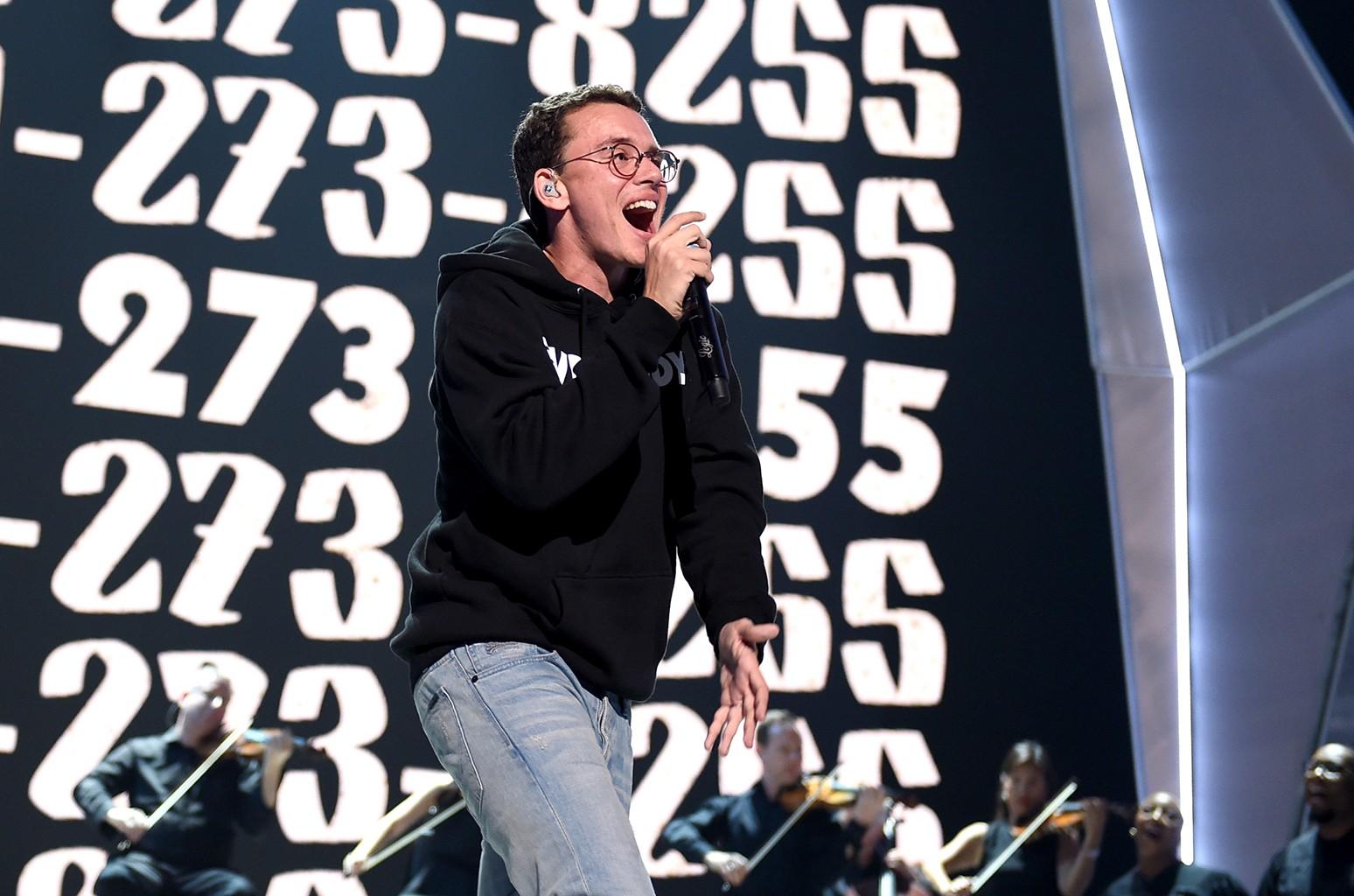 Logic, 2017 MTV Video Music Awards