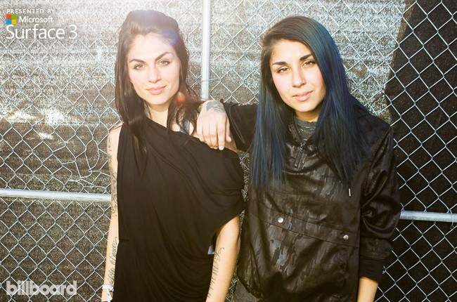 Krewella EDC NYC 2015 for Beyond the Beats