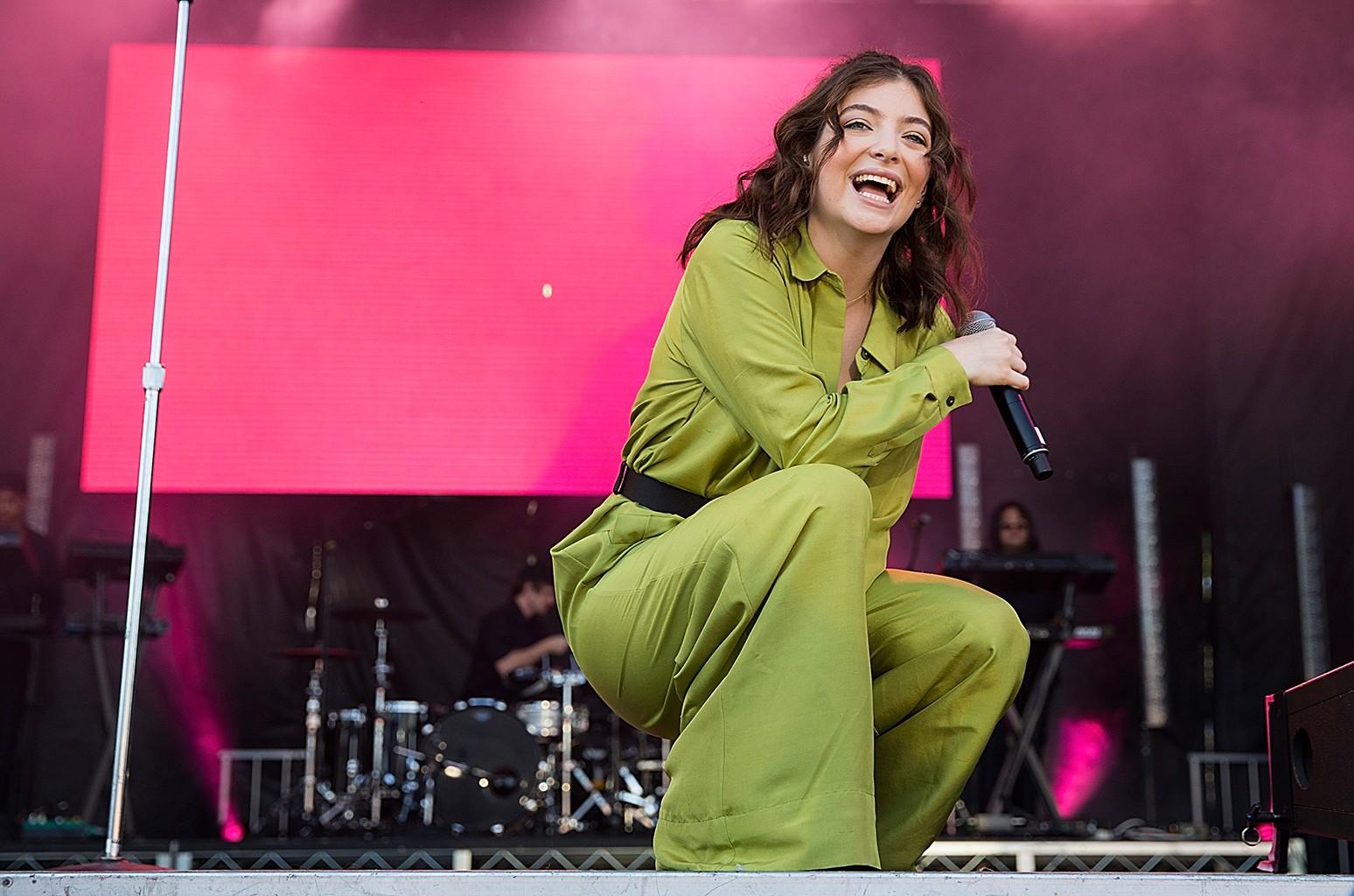 Lorde, 2017