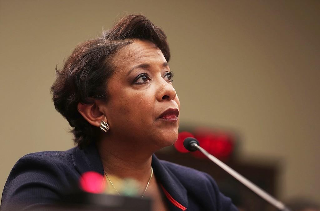 U.S. Attorney General Loretta Lynch in 2016