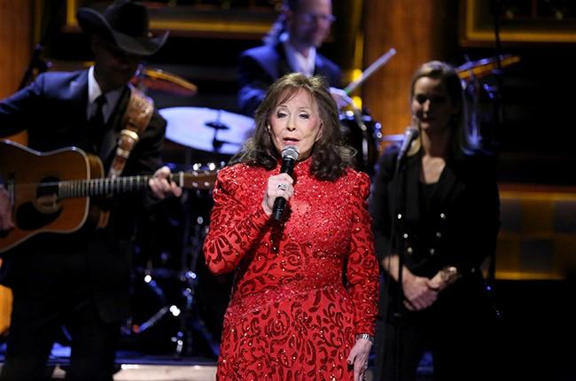 Loretta Lynn The Tonight Show Starring Jimmy Fallon