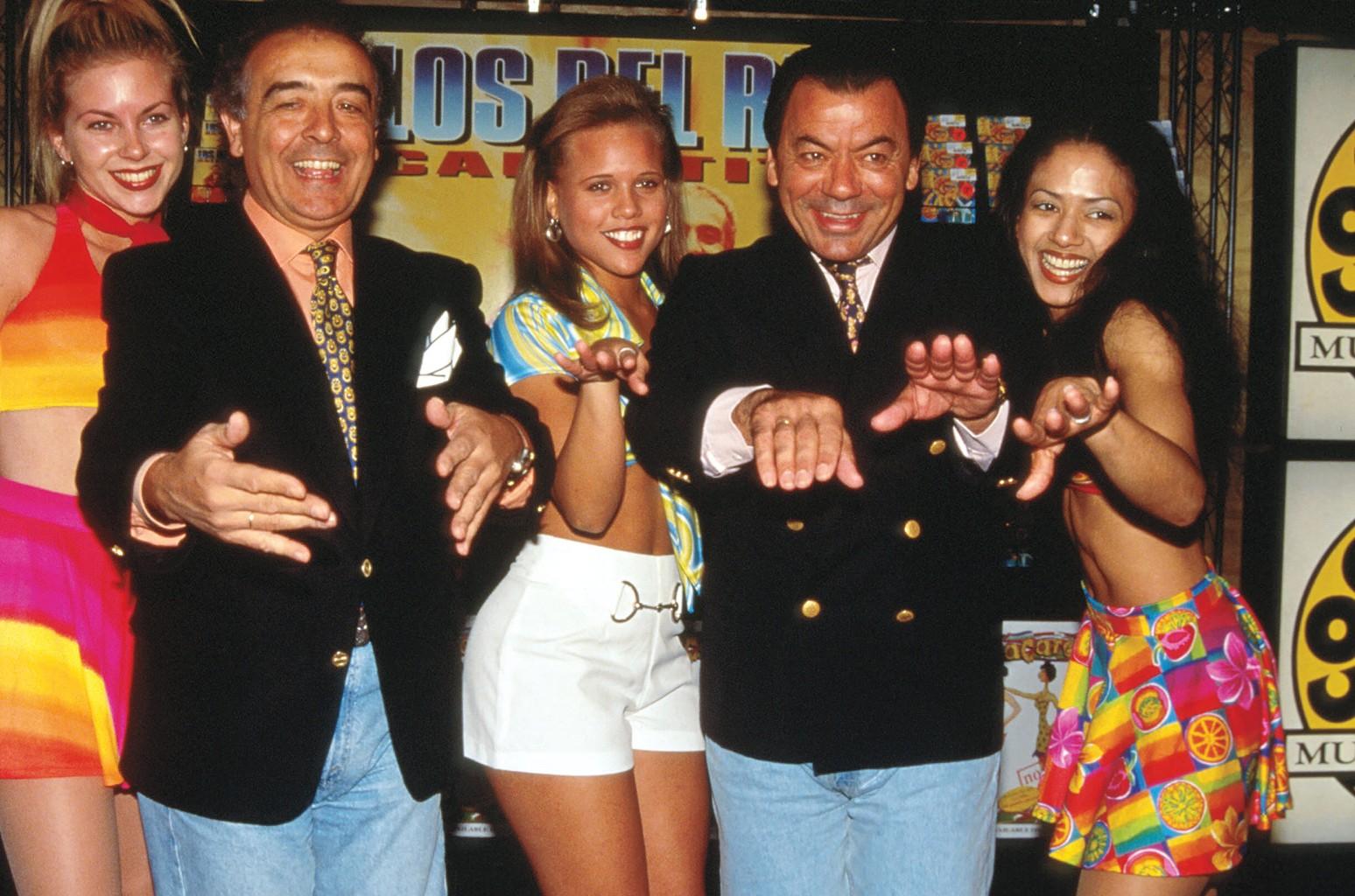 Los Del Rio, 1995