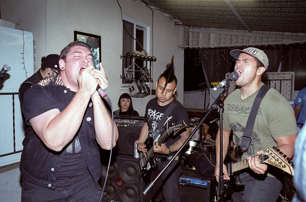 Corrupted Youth from Los Punks: We Are All We Have.