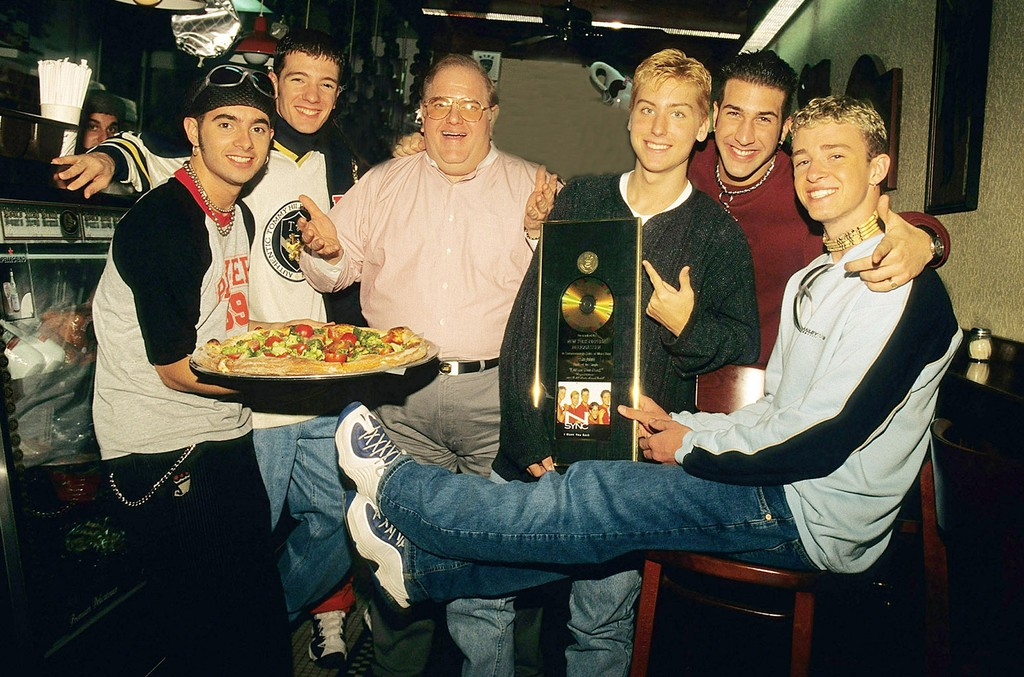 Lou Pearlman and N'SYNC