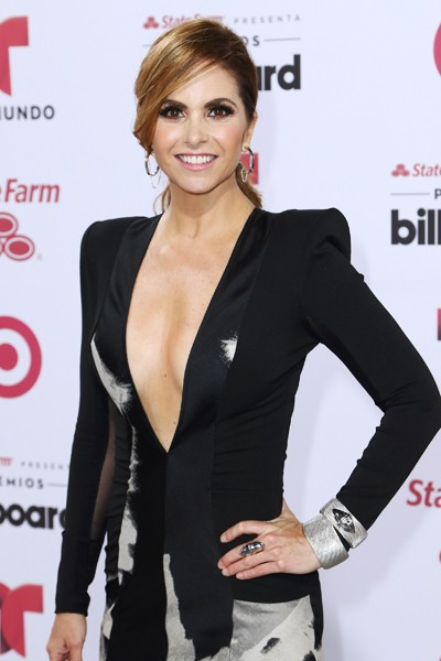 Lucero arrives at 2015 Billboard Latin Music Awards