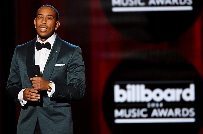 Ludacris speaks onstage during the 2014 Billboard Music Awards