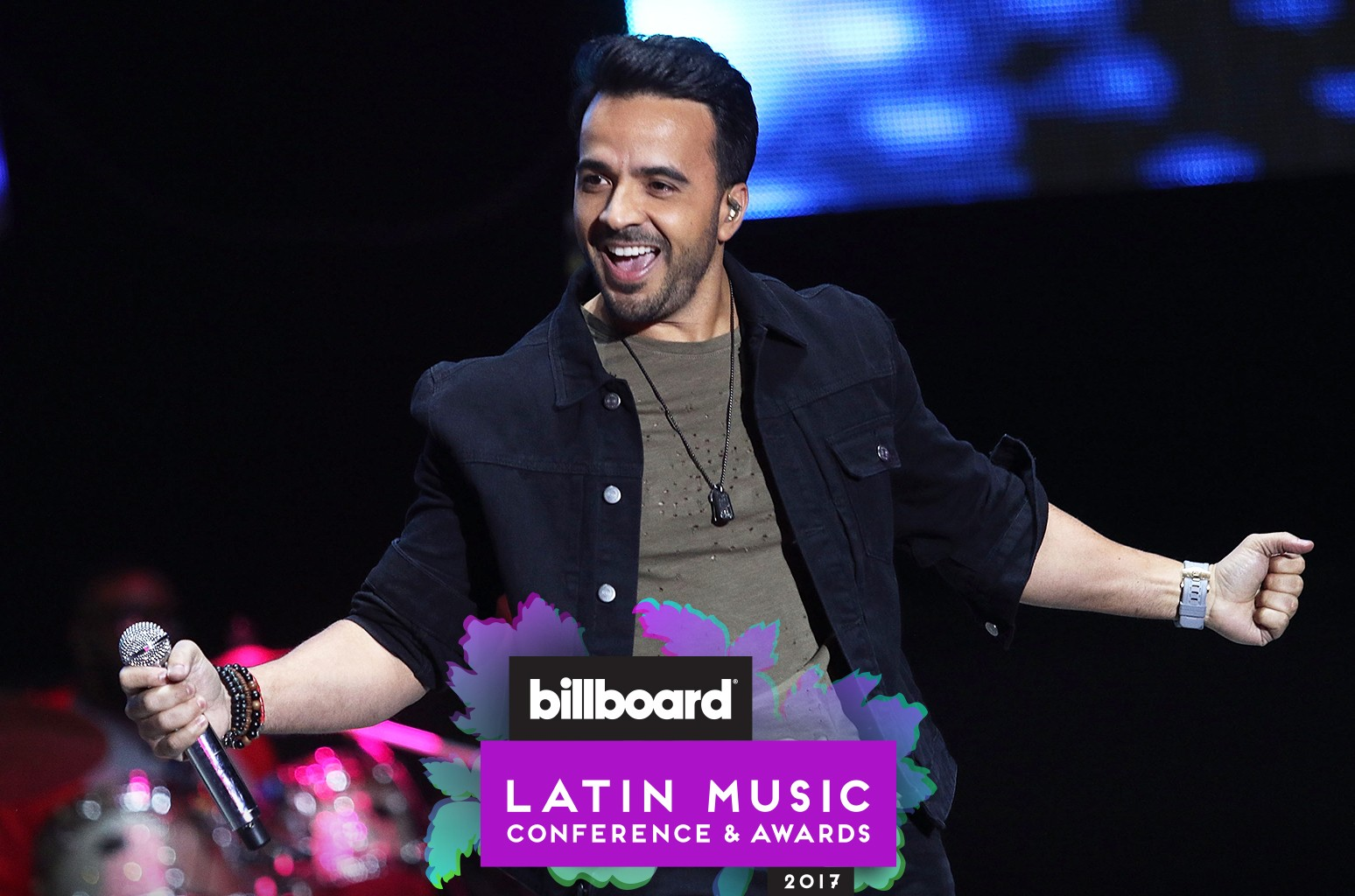 Luis Fonsi performs onstage during L Festival 2017 at Pico Rivera Sports Arena on March 18, 2017 in Pico Rivera, Calif.