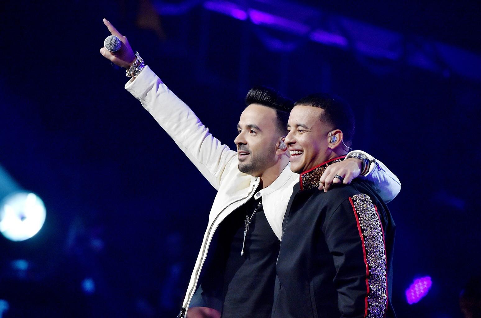 Luis Fonsi & Daddy Yankee, 2018