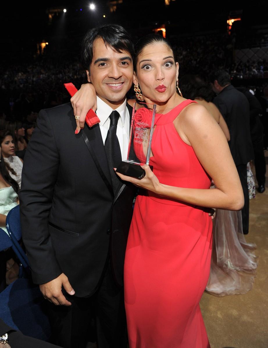 Luis Fonsi & Natalia Jimenez